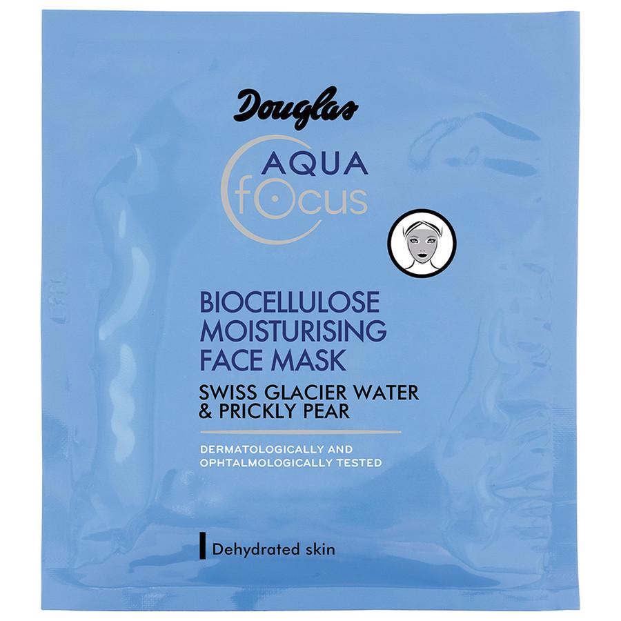 Douglas Aquafocus Biocellulose Moisturising Face Mask