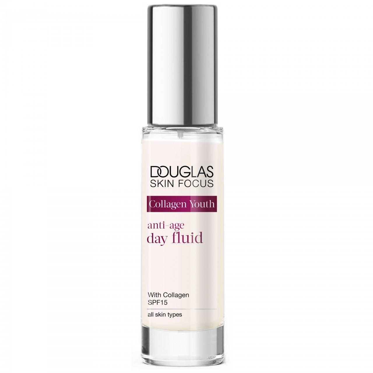 Douglas Focus Anti-Age Day Fluid SPF15