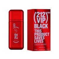 Carolina Herrera 212 VIP Black RED Férfiaknak