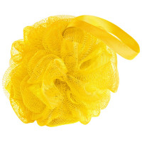 Douglas Accessories Shower Puff Yellow
