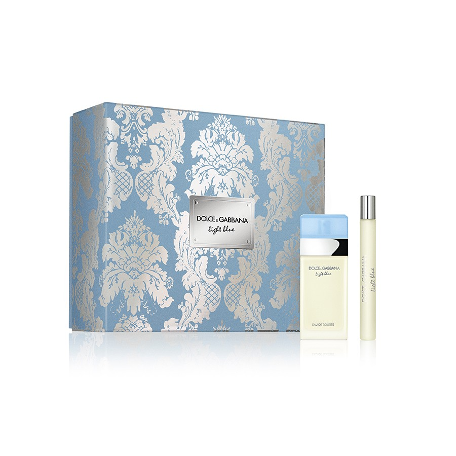 Dolce&Gabbana Light Blue EdT Duo Szett