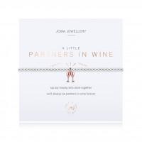 Joma Jewellery Wine Bracelet