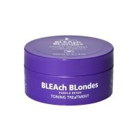 Lee Stafford Bleach Blondes Purple Toning Treatment Mask