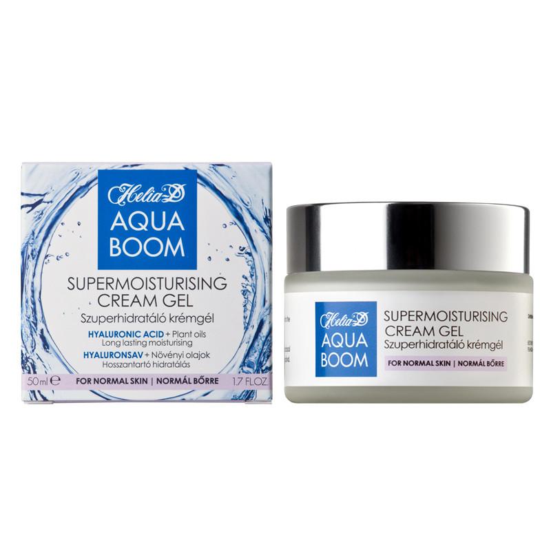 Helia-D Supermoisturising Cream Gel Normal Skin