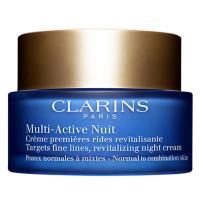 Clarins Éjszakai Bőrkisimító Krém normál és kombinált bőrtípusra