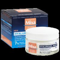 Mixa Intenzíven hidratáló arckrém