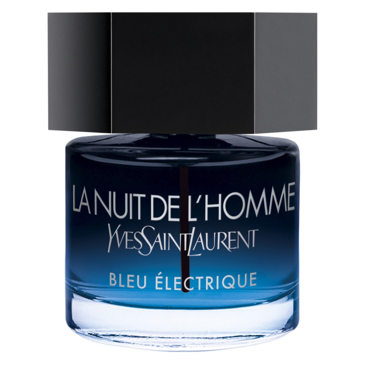 Yves Saint Laurent La Nuit De L´Homme Bleu Électrique