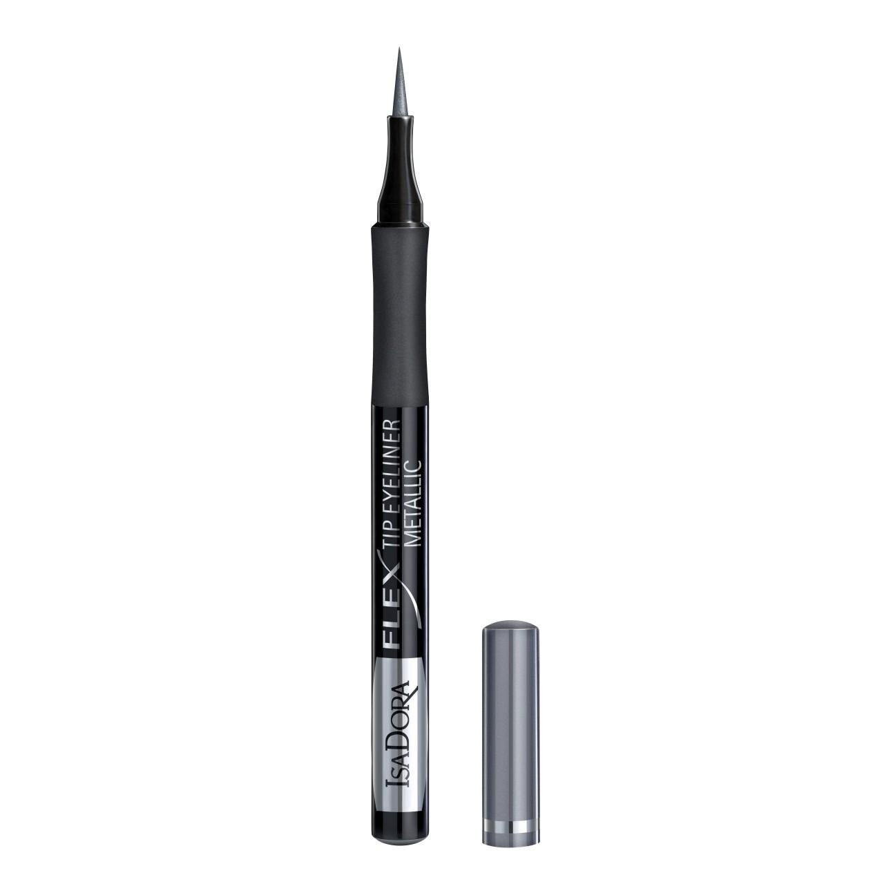 Isadora Flex Tip Eyeliner Metallic