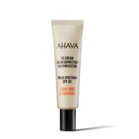 AHAVA CC krém SPF30 színkorrkció és bőrvédelem