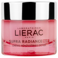 Lierac Night Detox Renewing Cream
