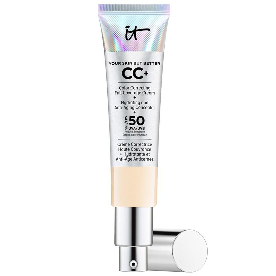 IT Cosmetics CC+ krém SPF 50+ fényvédővel