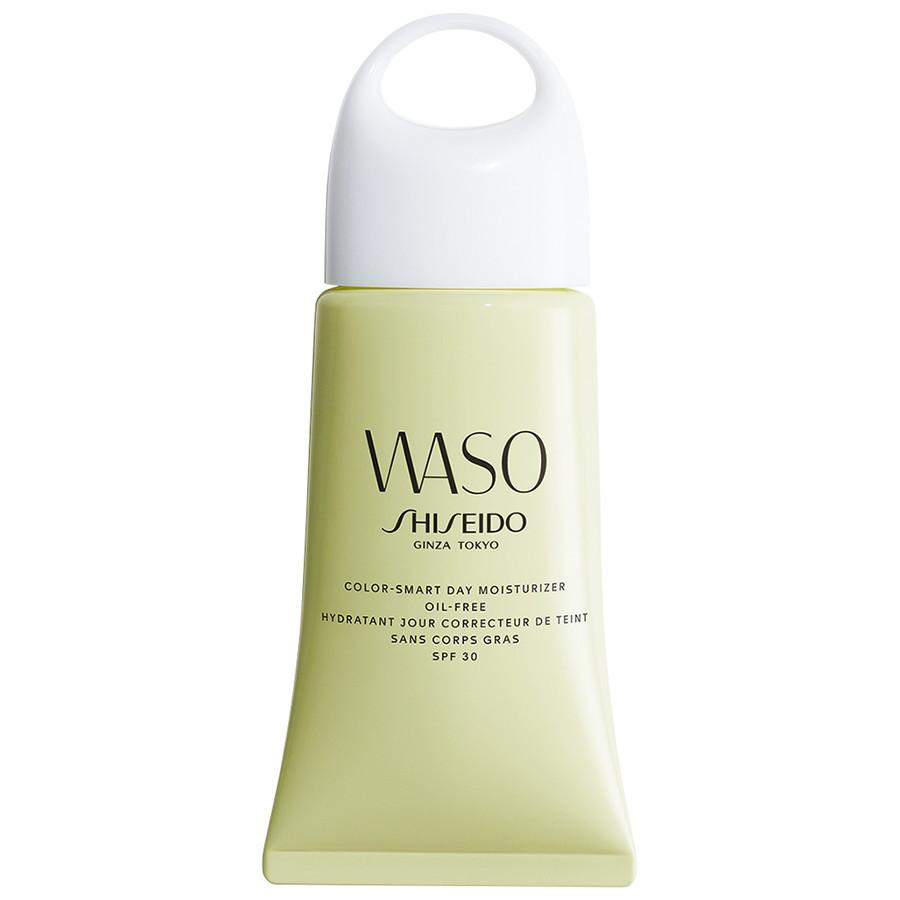 Shiseido WASO Color-Smart Day Moisturizer Oil-free SPF30 olajmentes nappali hidratáló
