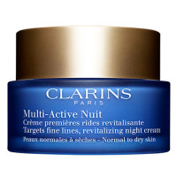 Clarins Éjszakai Bőrkisimító Krém Száraz bőrre
