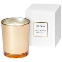 Douglas Seasonal Winter Memories Orange & Cinnamon Candle