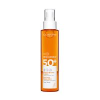Clarins Napozó Víz Spray Testre SPF 50+