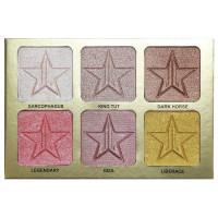 Jeffree Star 24 Karat-Highlighter Palette
