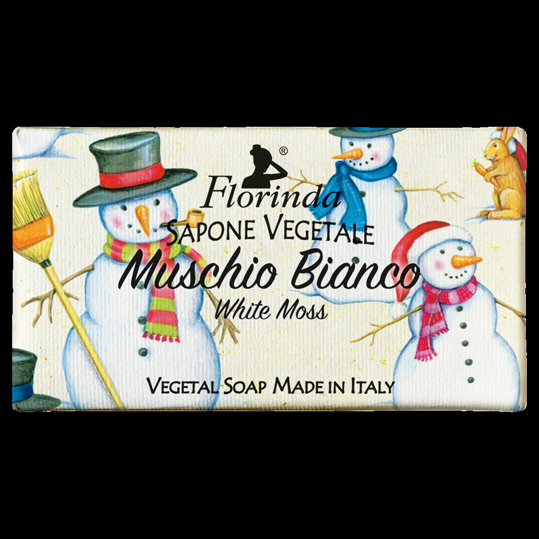 Florinda Florinda növényi szappan - Fehér mályva