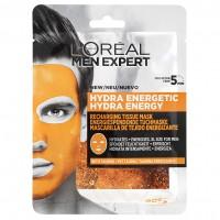 L'Oréal Paris Men Expert Tissue maszk Hydra Energetic