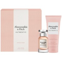 Abercrombie&Fitch Authentic Women EdP Set