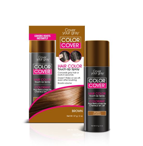 Cover Your Gray Hair Color Touch-Up Spray