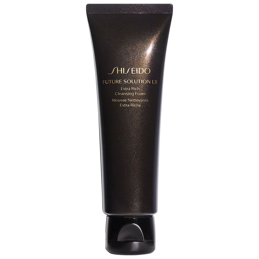 Shiseido Extra Rich Cleansing Foam arctisztító hab