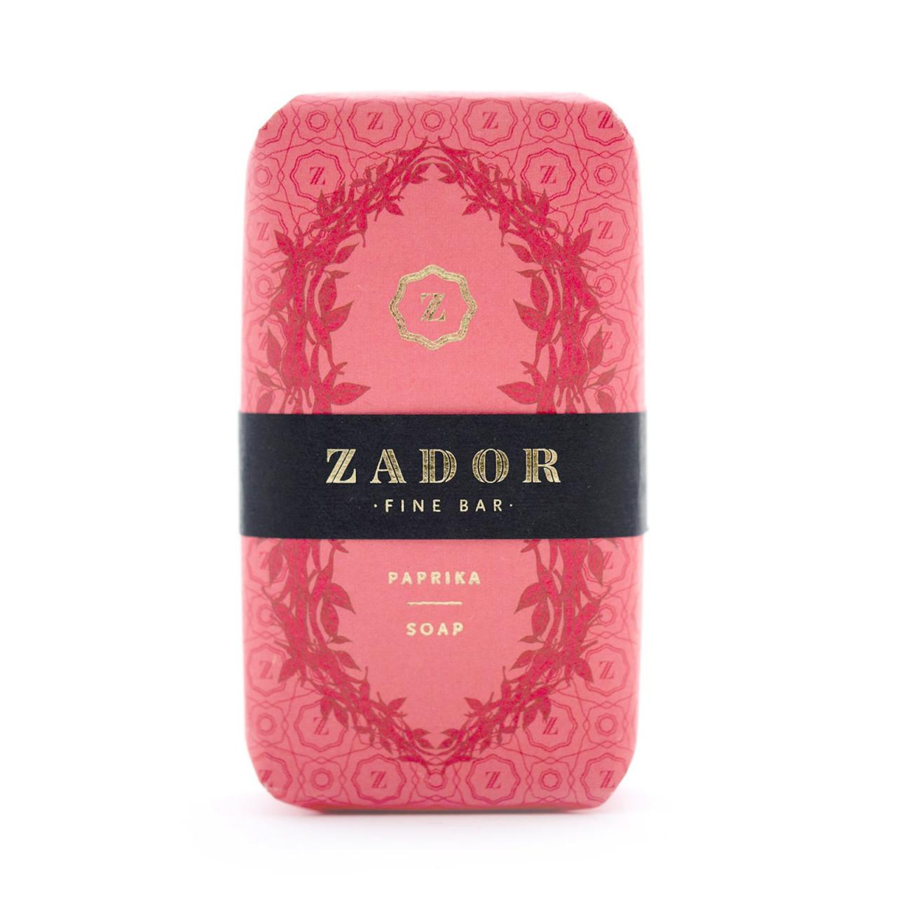 Zador Paprika Soap