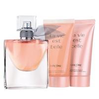 Lancôme La Vie Est Belle Set with Cream & Shower Gel