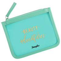 Douglas Accessories Mini Transparent Make-Up Pouch