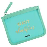 Douglas Accessories Mini Transparent Make-Up Pouch