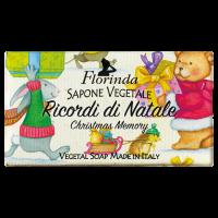 Florinda Florinda növényi szappan - Karácsonyi emlék