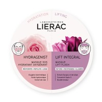 Lierac Hydragenist + Lift Integral Duo Maszk