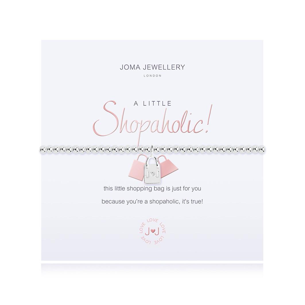 Joma Jewellery Shopaholic Bracelet
