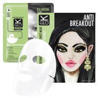 K-GLO Anti-Breakout Coconut Bio-Cellulose Sheet Mask