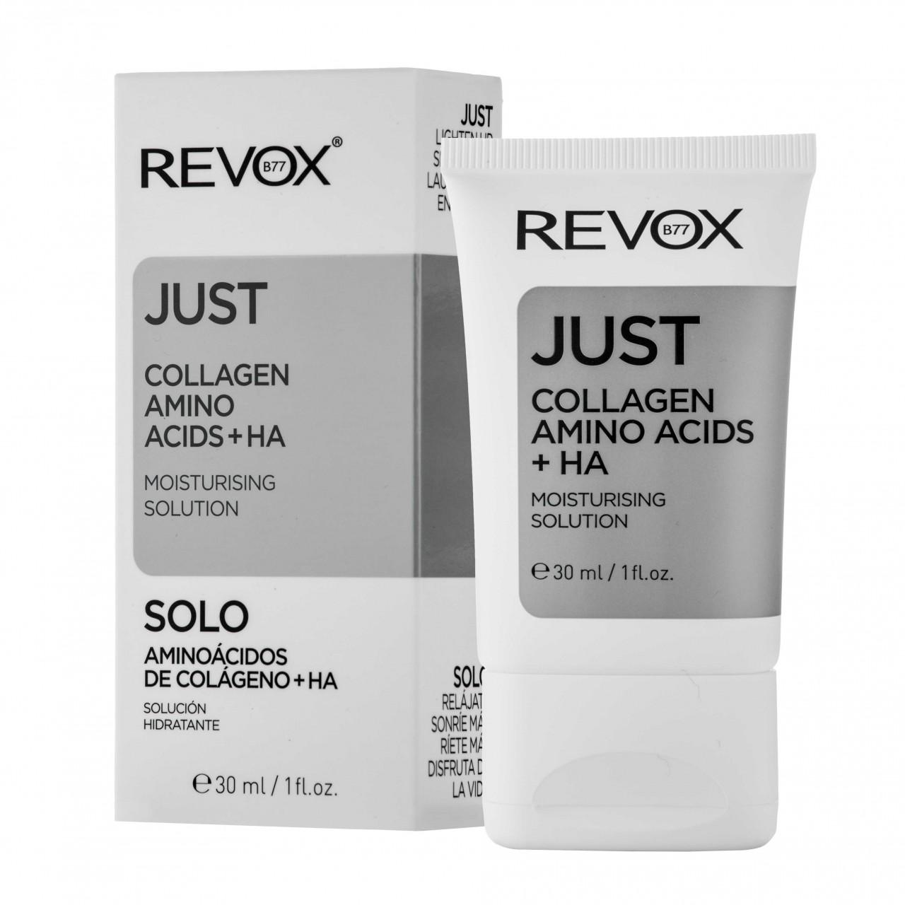 Revox Revox Just Kollagén Aminosav+Ha
