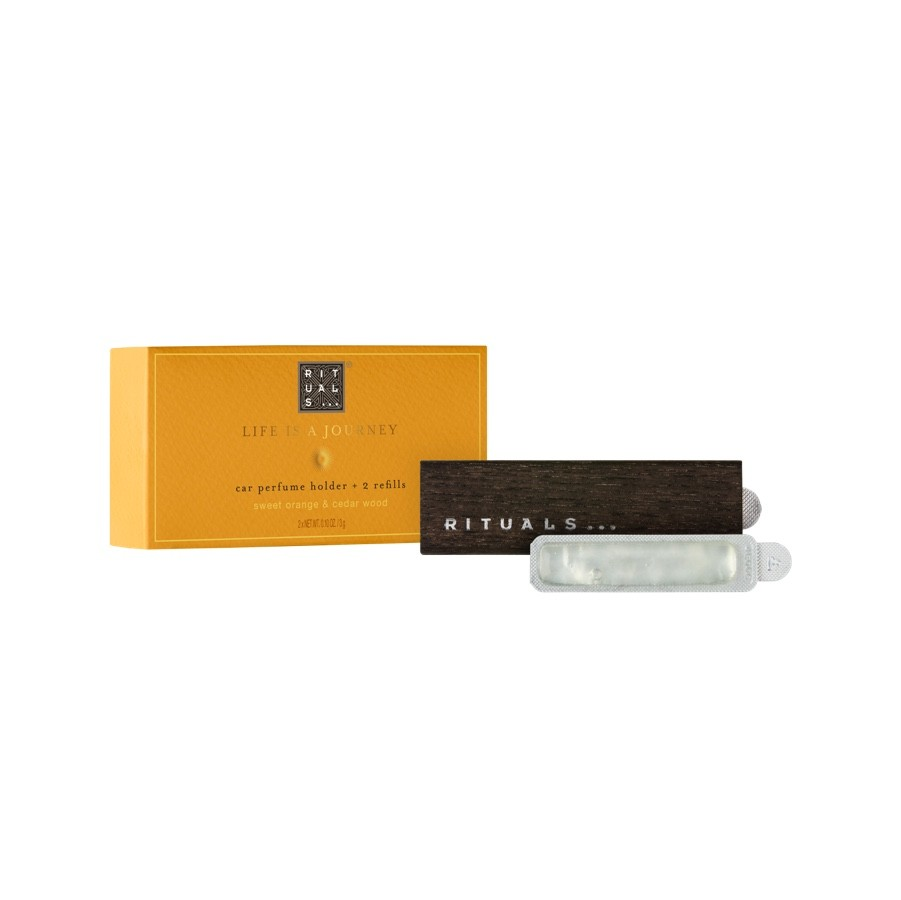 Rituals Life Is A Journey - Mehr Car Perfume
