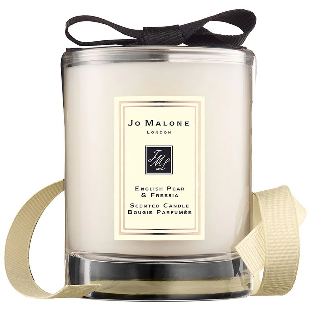 Jo Malone London English Pear & Freesia Scented Travel Candle