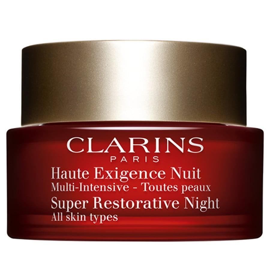 Clarins Super Restorative Éjszakai Arcápoló Minden bőrtípusra