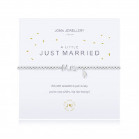 Joma Jewellery Just Married Bracelet