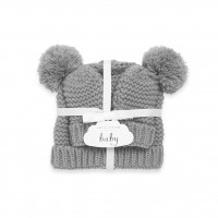 Katie Loxton Baby Hat and Mittens Set