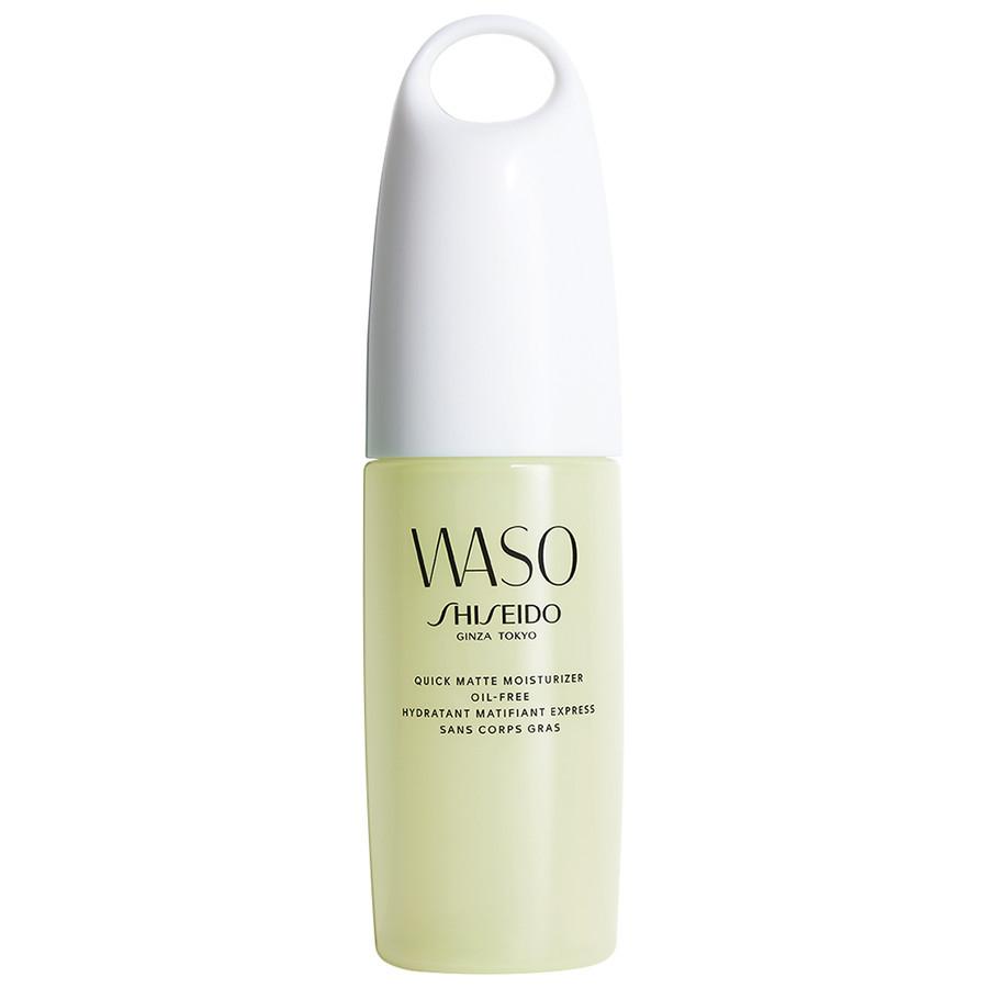 Shiseido WASO Quick Matte Moisturizer Oil-free olajmentes mattító hatású hidratáló