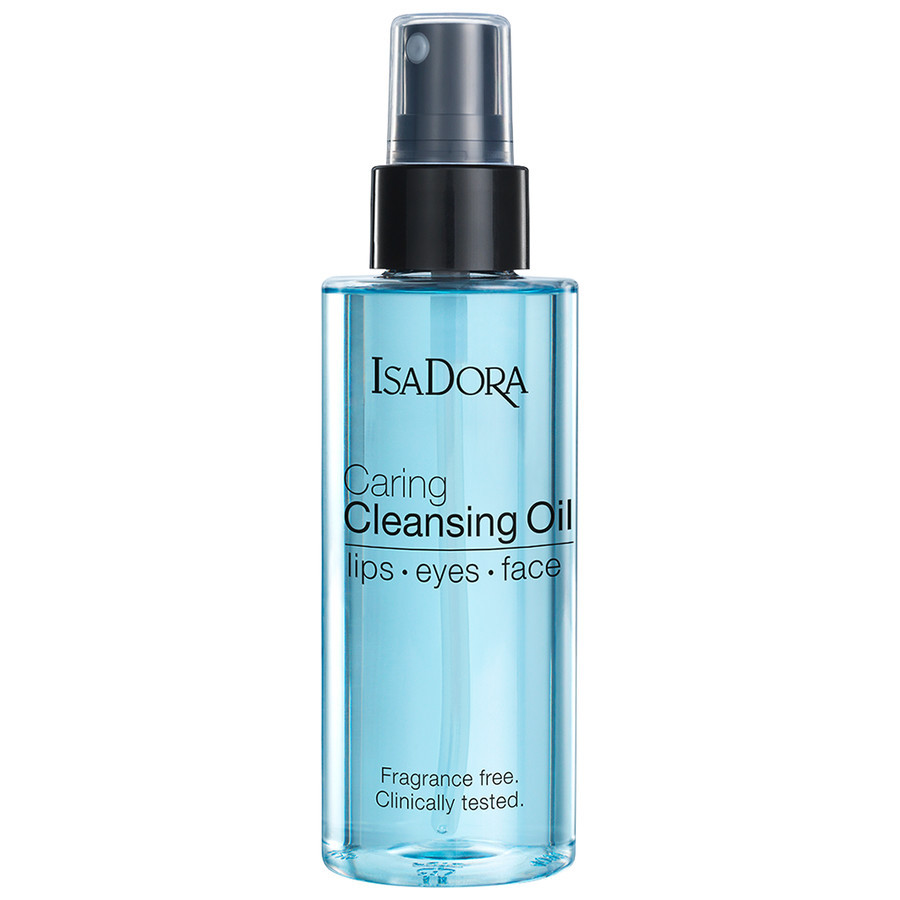 Isadora Caring Cleansing Oil Lips - Eyes - Face