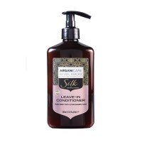 Arganicare Silk Leave In Conditioner For Dry & Damaged Hair