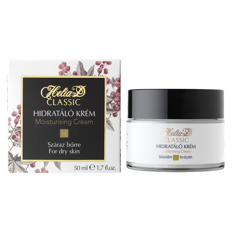 Helia-D Moisturising Cream Dry skin