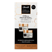 Helia-D Cell Renewal+Anti Wrinkle Set 55+