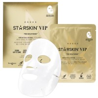 STARSKIN The Gold Mask™ Revitalizing Luxury Bio-Cellulose Face Mask