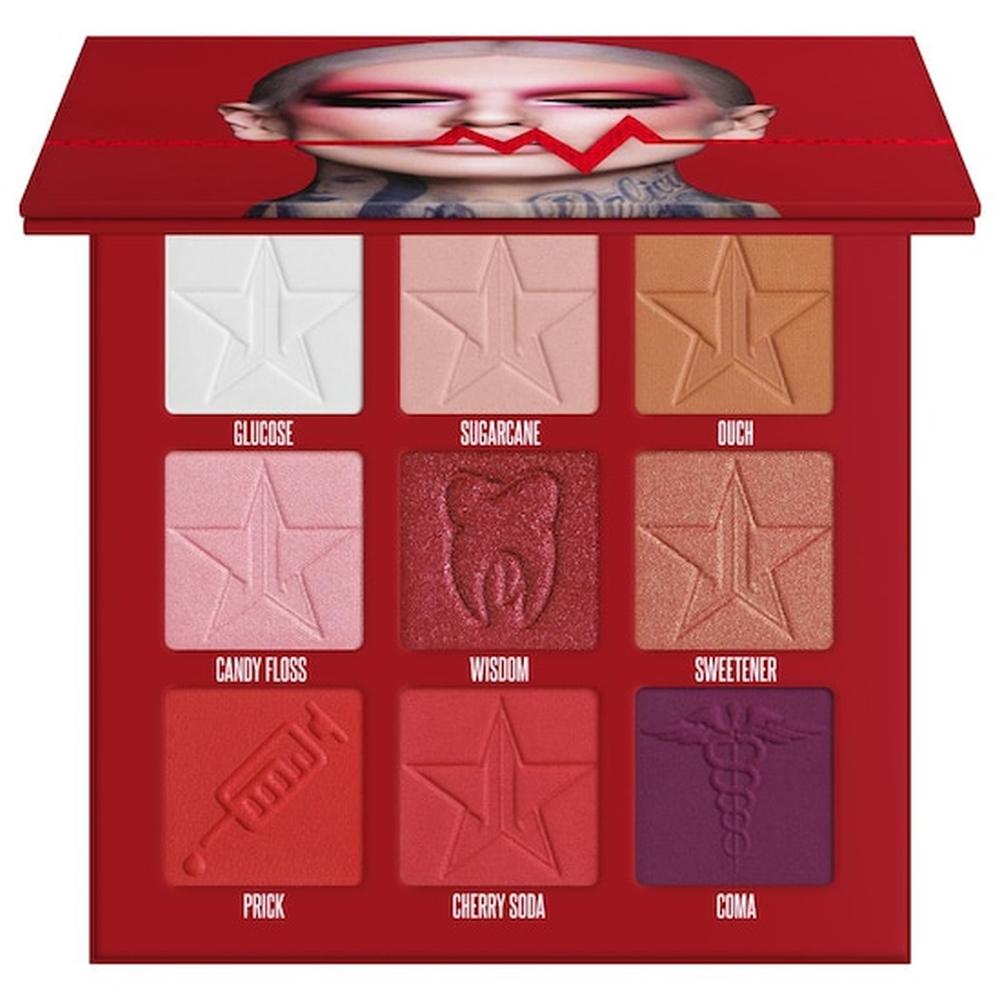 Jeffree Star Mini Blood Sugar Palette