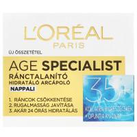 L'Oréal Paris 35+ ránctalanító arckrém