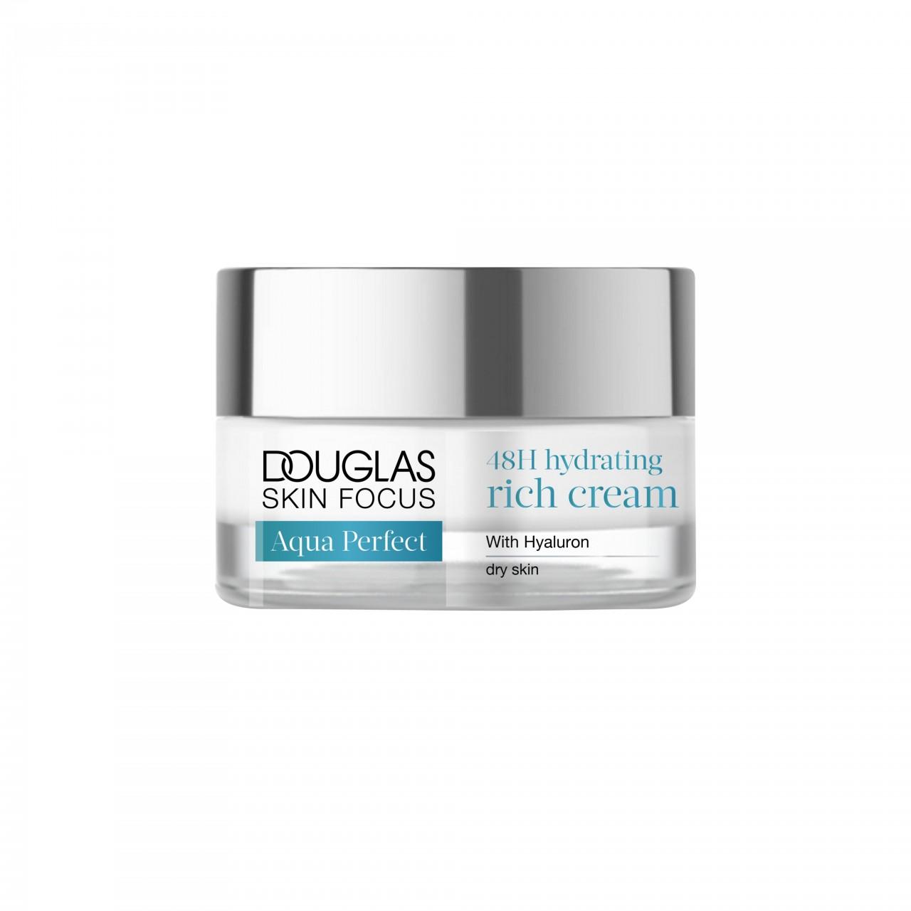 Douglas Focus 48H Hydrating Rich Cream