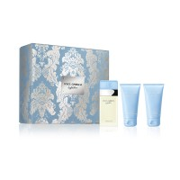 Dolce&Gabbana Light Blue EdT Trio Szett