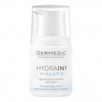 Dermedic Hydrain³ Hidratáló ránctalanító nappali krém